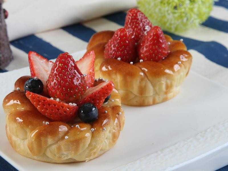 【麥典實作工坊麵包專用粉】莓果歐蕾