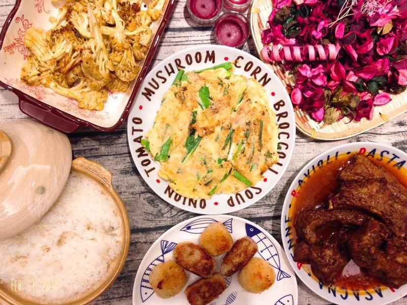 韓式蔥蝦海鮮煎餅