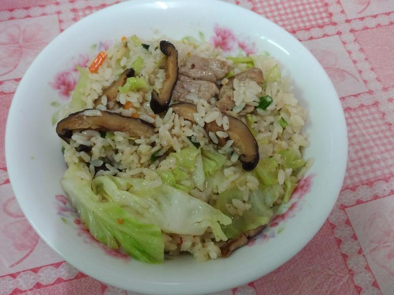 高麗菜粥【史雲生】