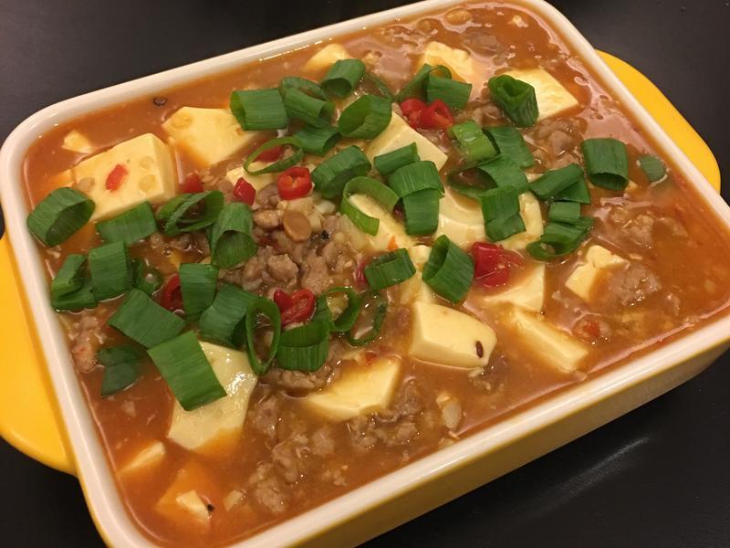麻婆豆腐(黃俊推薦)