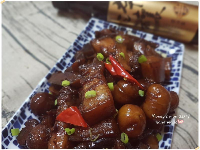 阿嬤a栗子燒肉【淬釀手路菜】