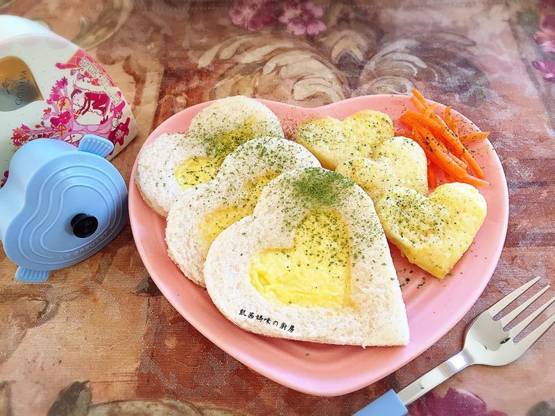 【情人節】甜蜜早餐💕