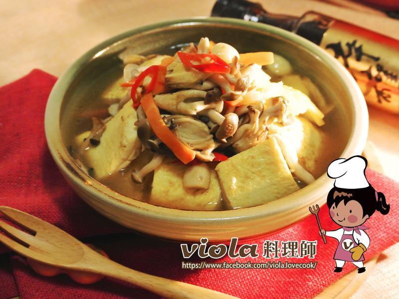 阿嬤牌白菜滷【淬釀手路菜】
