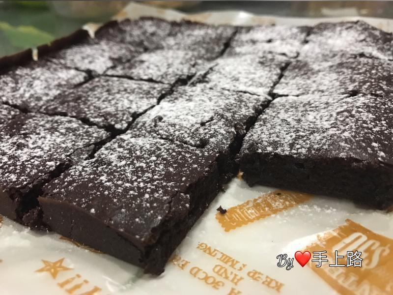 巧克力蛋糕《無蛋無奶油》