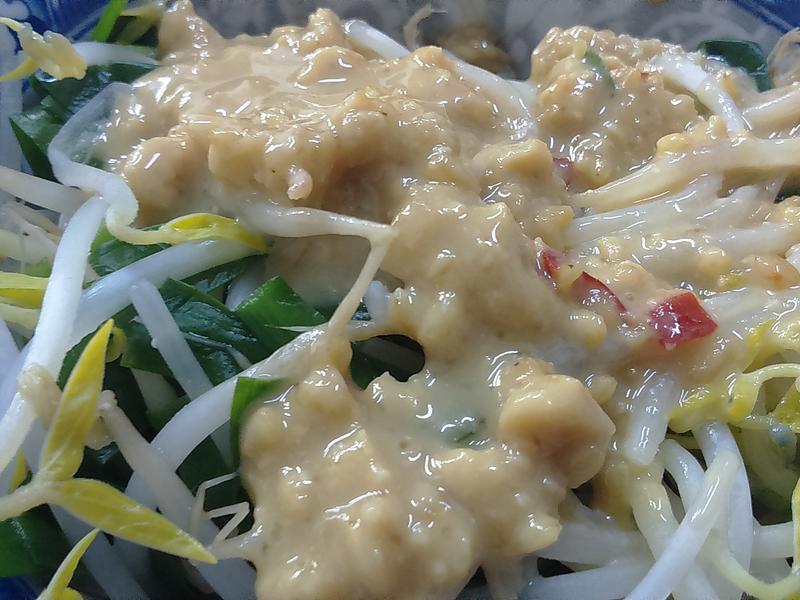 腐乳豆牙韭菜