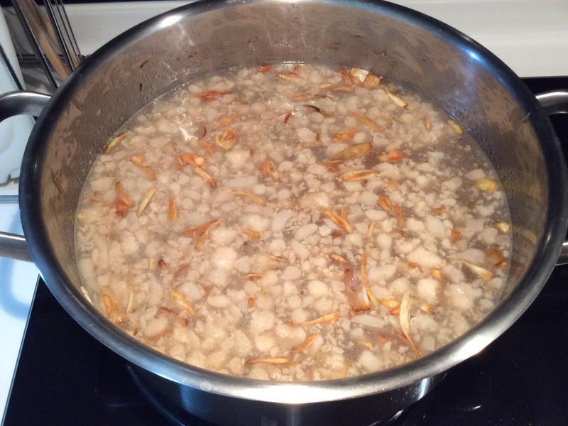 WMF低燉湯鍋全料理-油蔥酥滷肉燥
