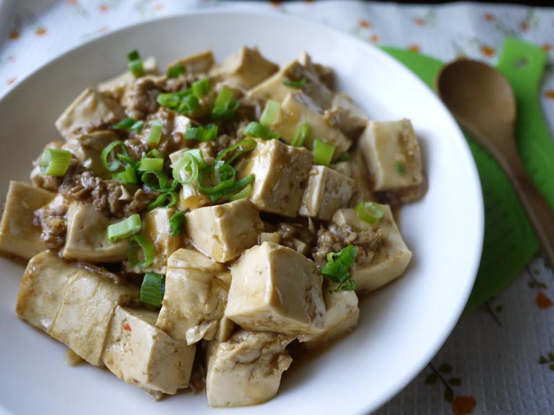 【深夜食堂】麻婆豆腐