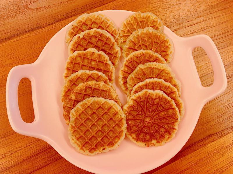鬆餅機食譜~馬鈴薯薄餅