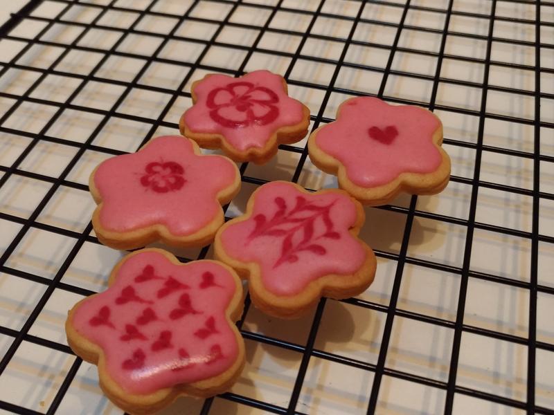 簡易糖霜餅乾