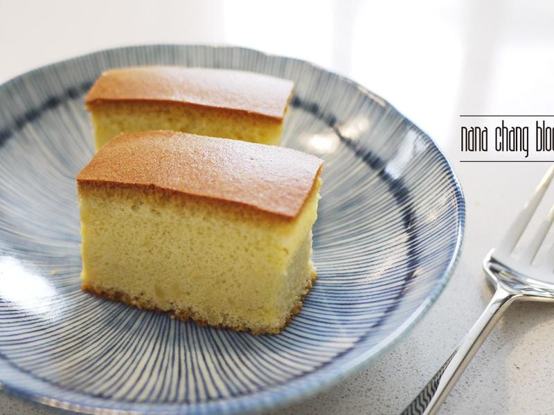 Nana ▌蜂蜜蛋糕