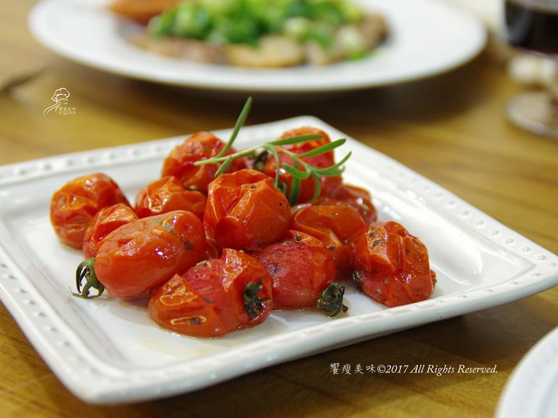 饗瘦美味-香料義式烤蕃茄