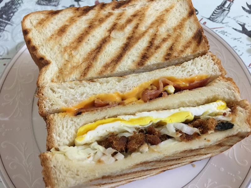 隨手出三明治