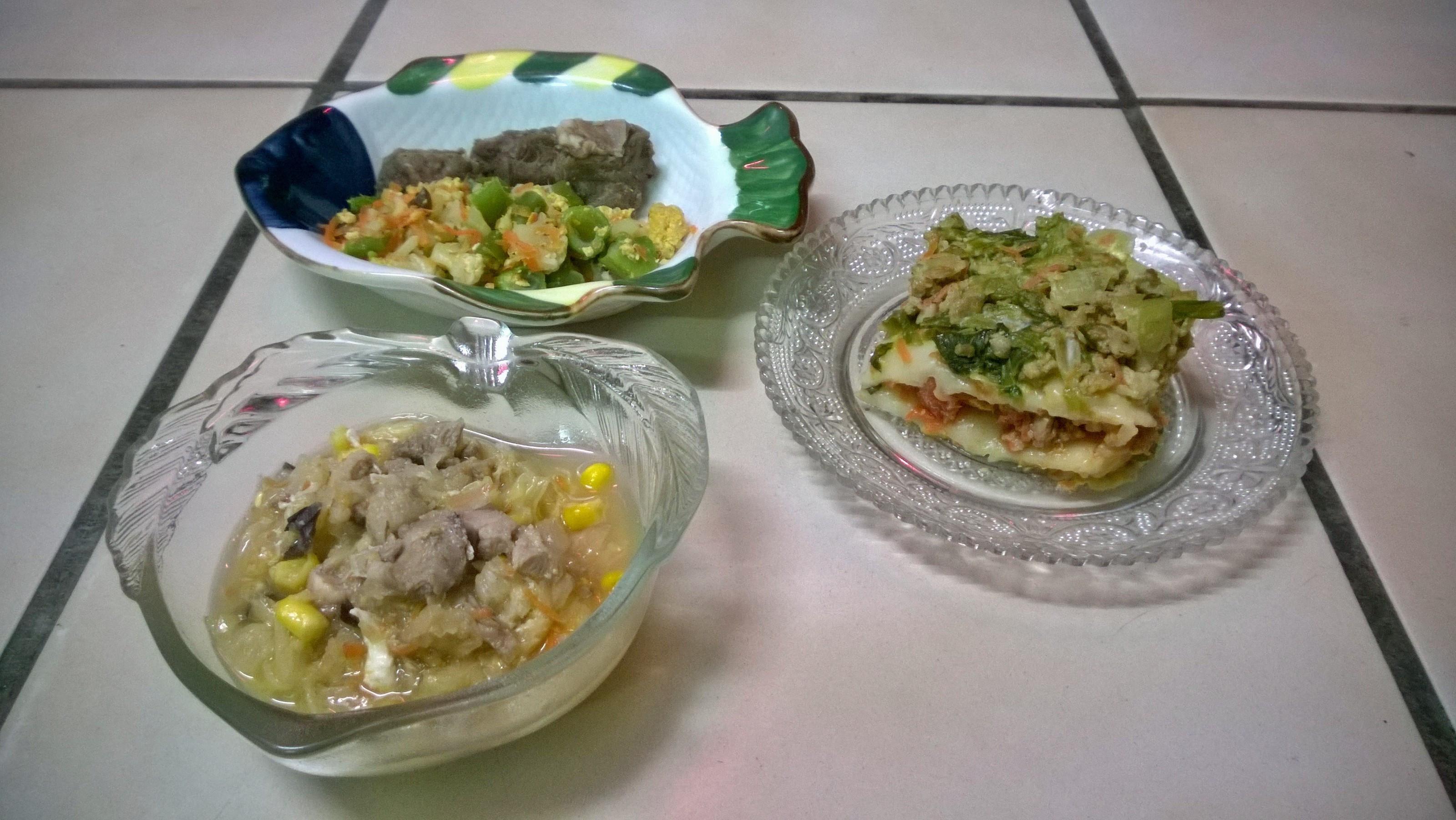 鮮食🐾牛排 鴨肉羹 千層麵