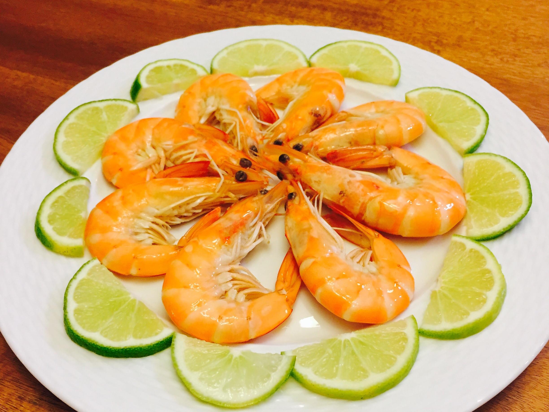 簡易宴客菜-紹興醉蝦(不用中藥)