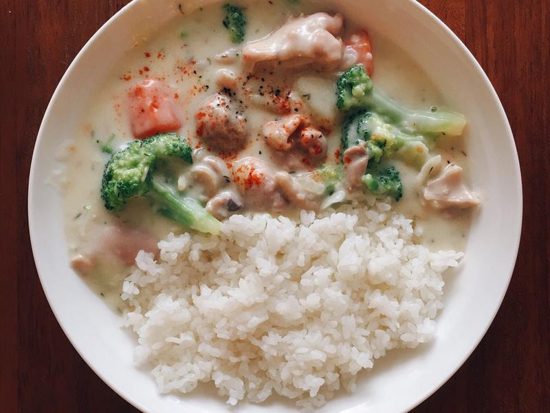 北海道風奶油燉菜