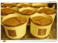 巧克力戚風蛋糕(紙模)