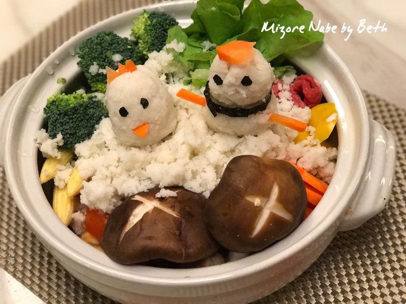 柴魚豆腐雪見鍋