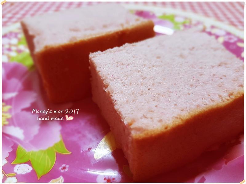 PinkPink新鮮草莓棉花枕頭蛋糕