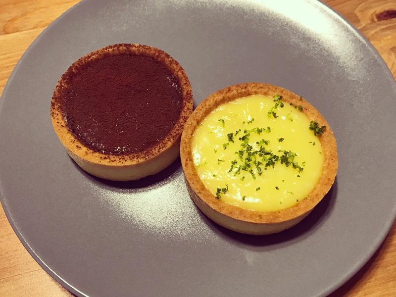 巴巴那的烘焙實驗室😋檸檬塔 巧克力塔