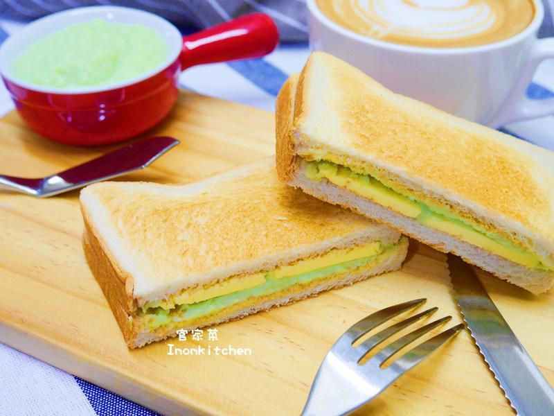 香椰吐司KAYA(新加坡美食)
