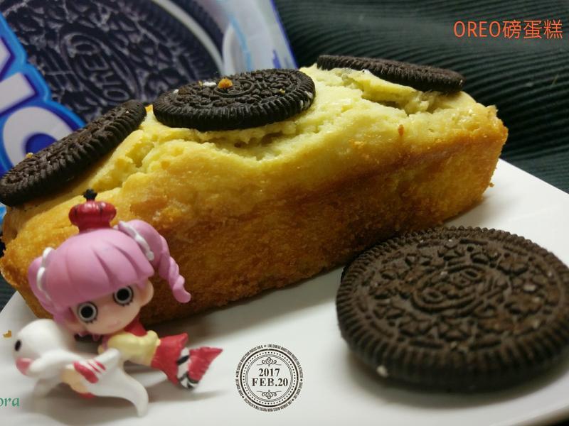 OREO磅蛋糕