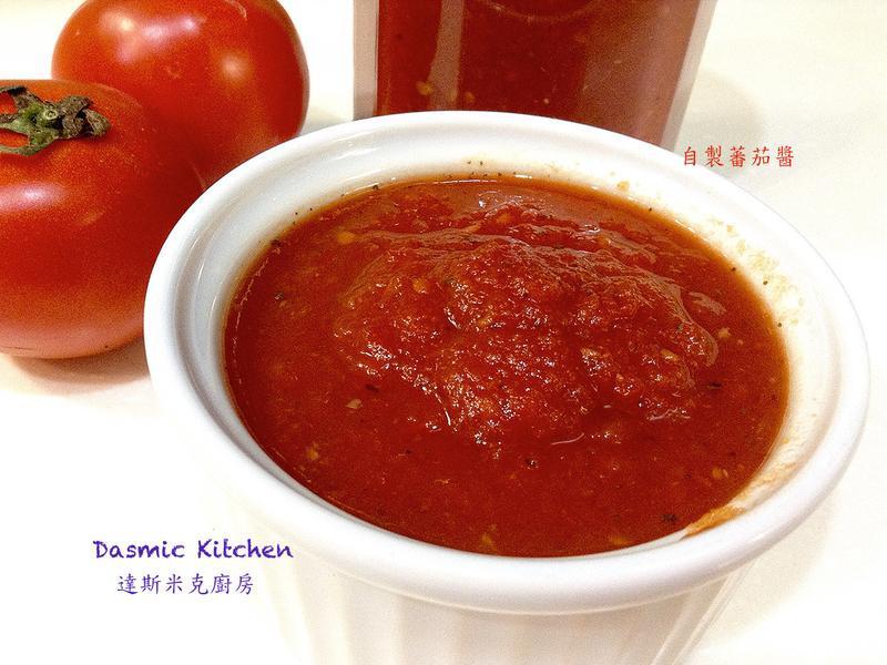 自製蕃茄醬 ~附 『實作影片』~