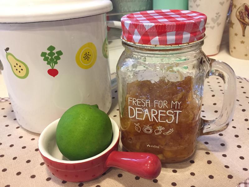 DIY蘋果鳳梨果醬
