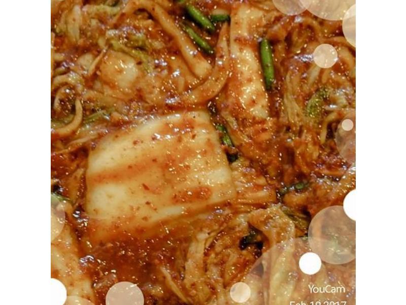 道地的韓國泡菜