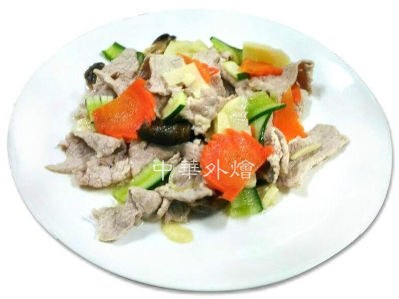 炒梳片鮮筍~丙級廚師入門!