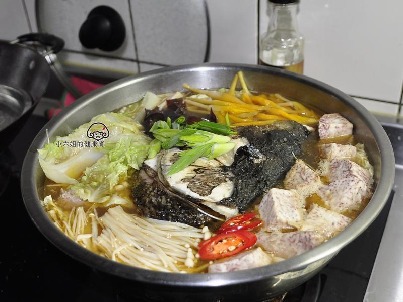 砂鍋鰱魚頭【淬釀手路菜】