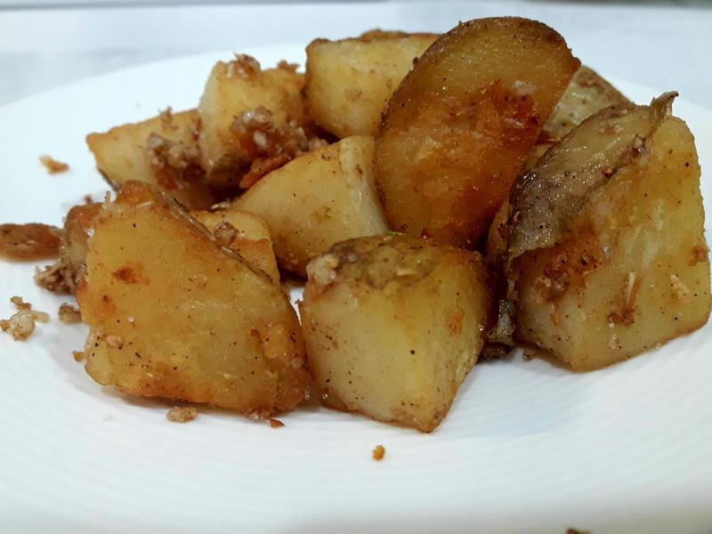 蒜香奶油馬鈴薯