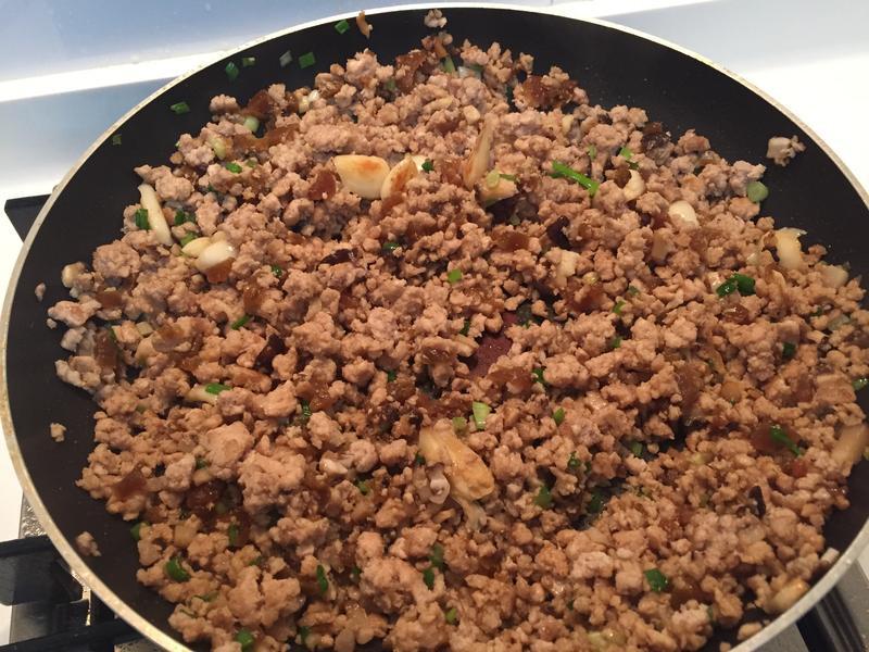 陰瓜香菇肉燥