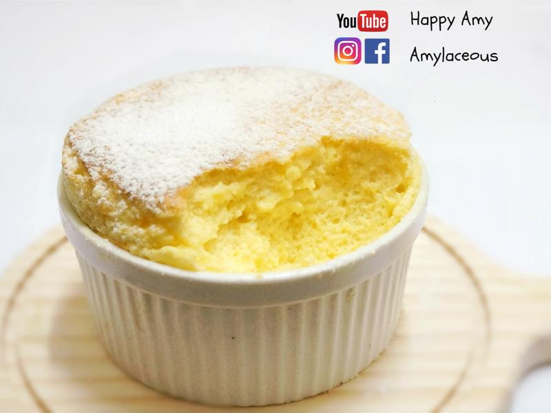 梳乎厘食譜 Soufflé recipe