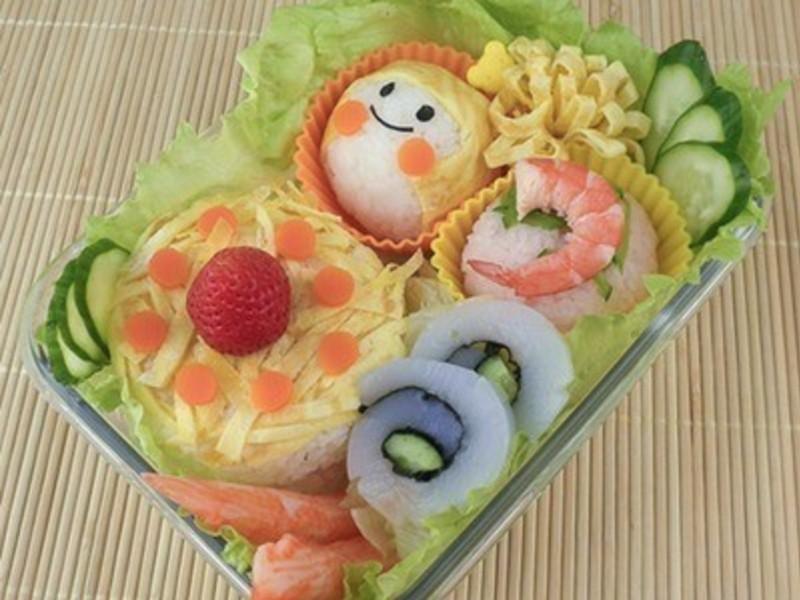 【親子食堂】可愛女孩的生日蛋糕