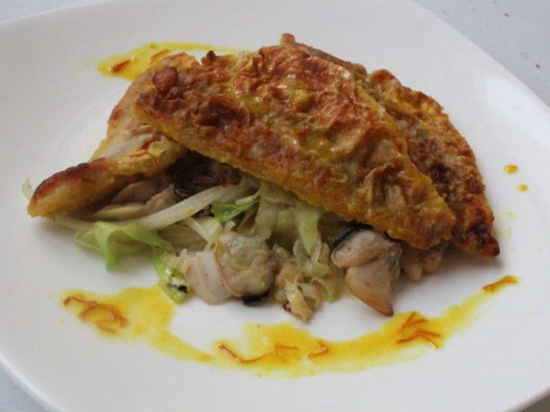 香煎金線魚