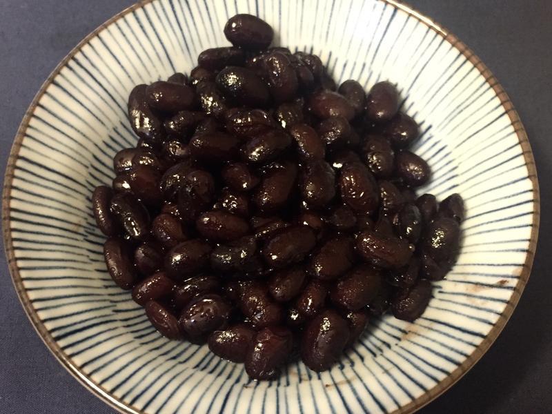 日式蜜黑豆(電子壓力鍋版本)