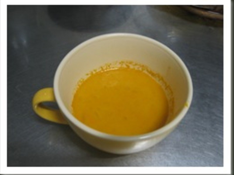 ▌雪莉小廚房。法式南瓜濃湯(簡易版)▌