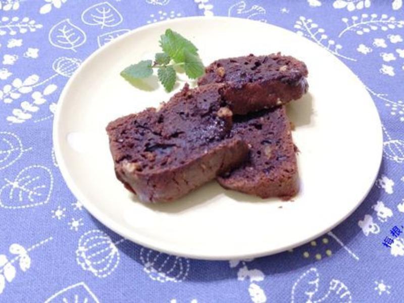 核桃巧克力布朗尼蛋糕