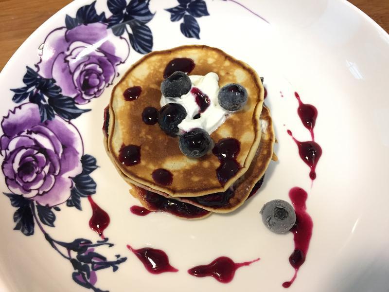 鬆餅pancake