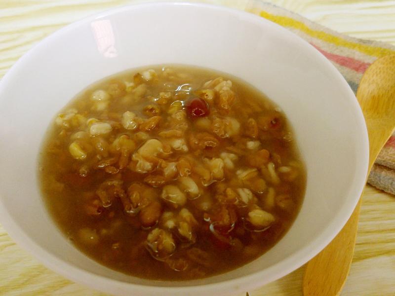 紅豆糯米甜粥