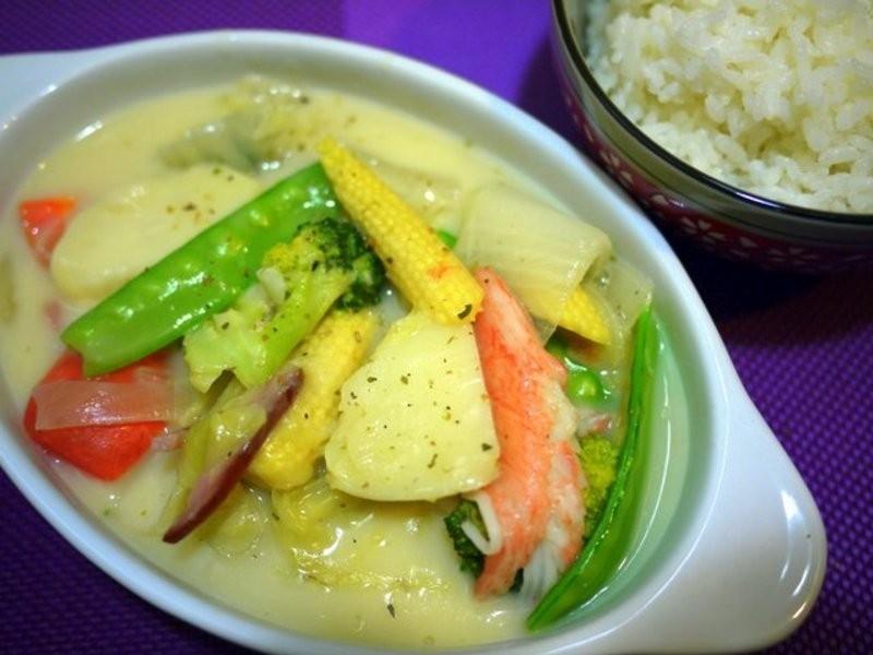 ♫【深夜食堂】奶油燉菜「クリームシチュー」