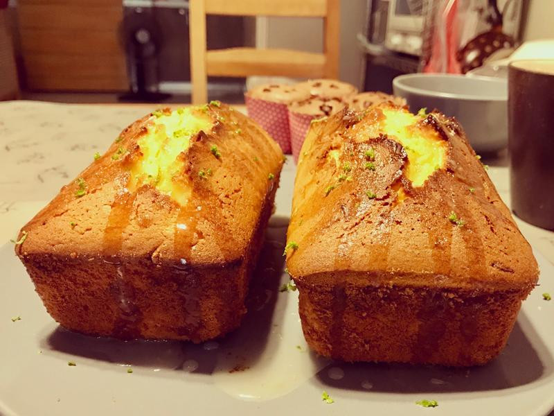 巴巴那的烘焙實驗室😋檸檬磅蛋糕