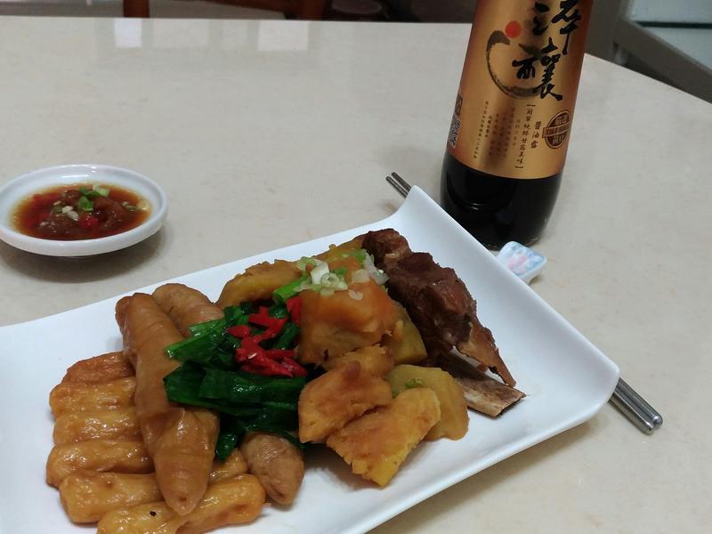 天腸地韮(淬釀手菜)