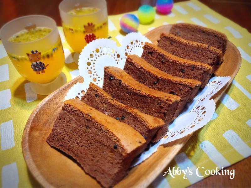 百香果巧克力蛋糕(電子鍋)