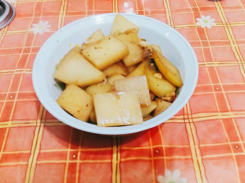 醬燒大頭菜【淬釀手路菜】
