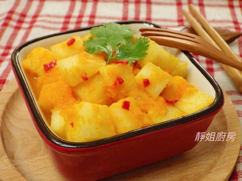 黃金大頭泡菜