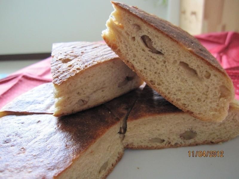 黑糖核桃麵包