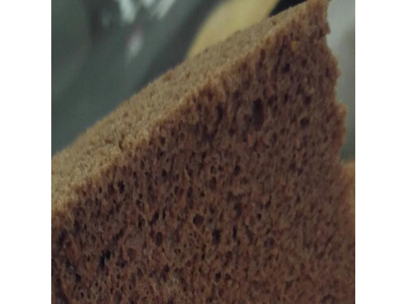 vv巧克力戚風蛋糕(燙麵)