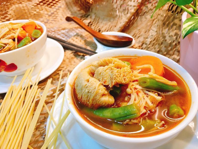 紅燒猴頭菇湯