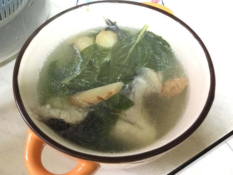 鱸魚湯-月子可用